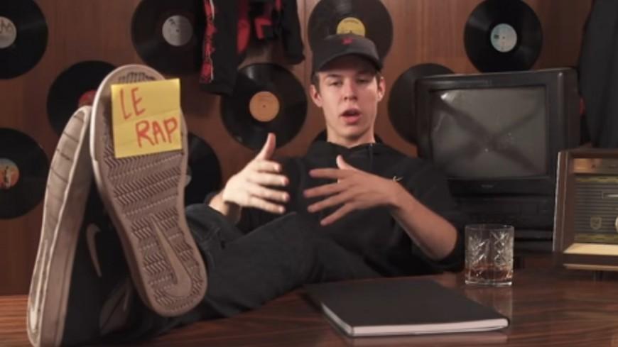 L'histoire du rap vue par Seb la Frite !