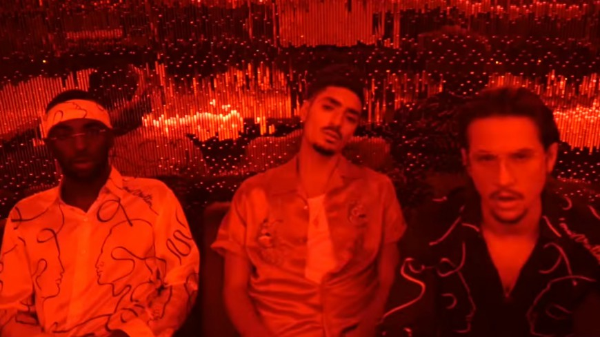 Sneazz ramène Alpha Wann et Nekfeu dans le remix de ''Ouais Mec''