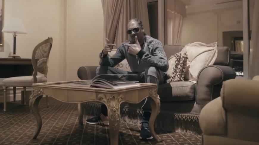 Snoop Dogg dans un nouveau clip bien barré !