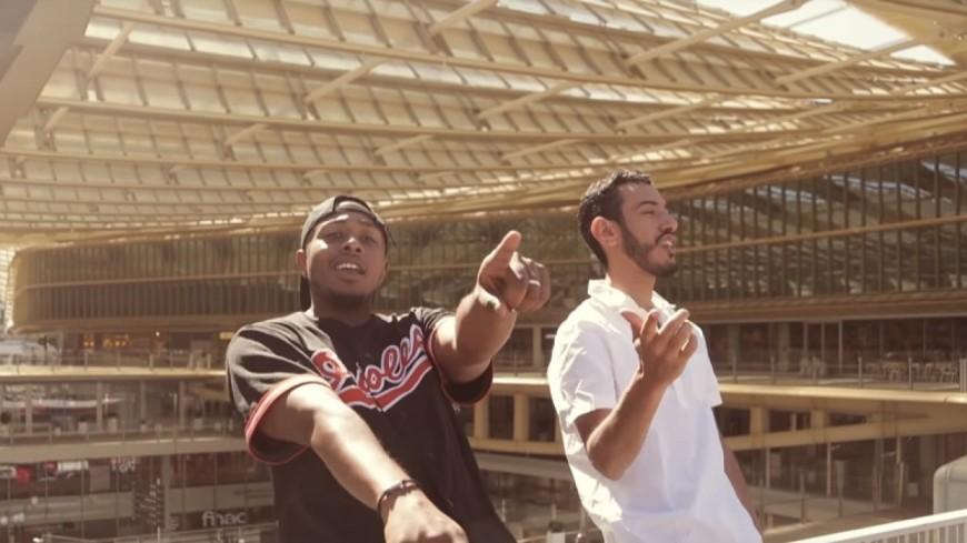 Canardo et Sultan présentent leur morceau d'été en live de Paris !