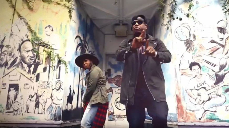 Talib Kweli & 9th Wonder ft Rapsody - Every Ghetto (Official Video)