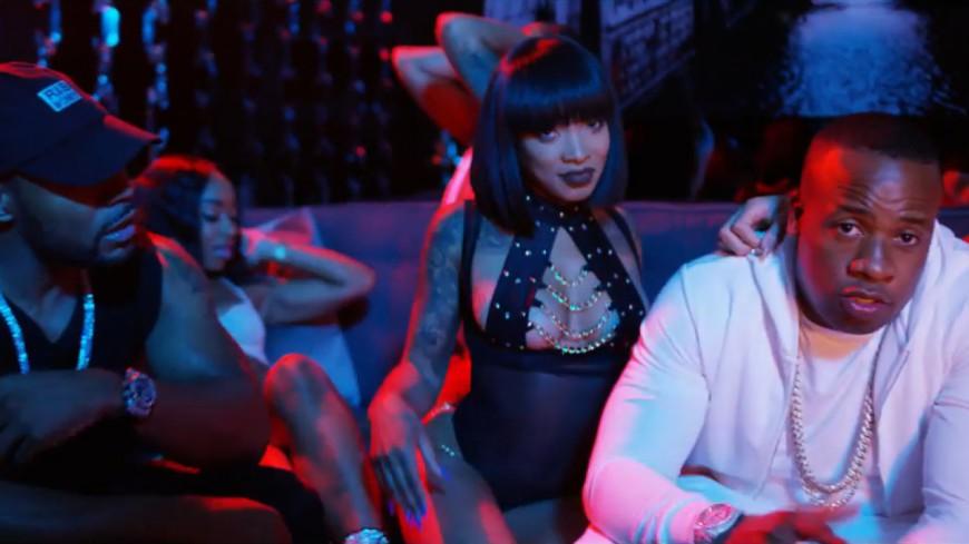 Tank & Yo Gotti dans un Strip Club pour le clip de ''I Love Ya''