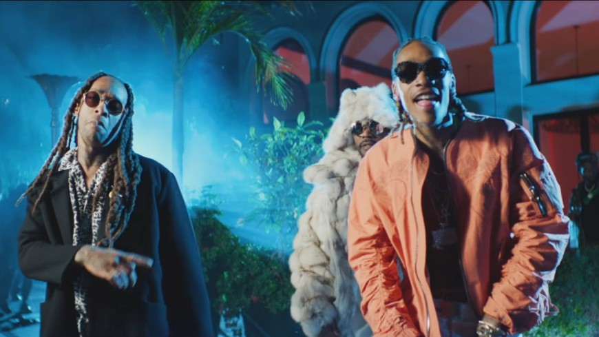 Juicy J invite Wiz Khalifa et Ty Dolla $ign sur ''Ain't Nothing''