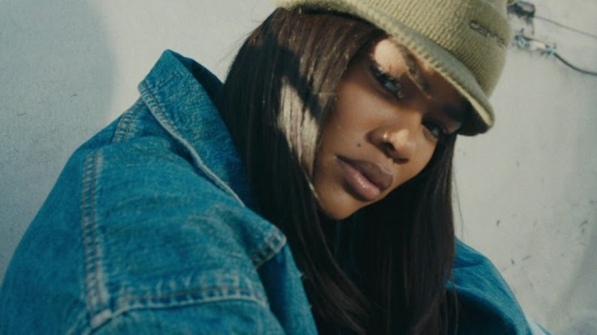 Teyana Taylor collabore avec le Wu-Tang Clan sur le remix de ''Gonna Love Me'' !