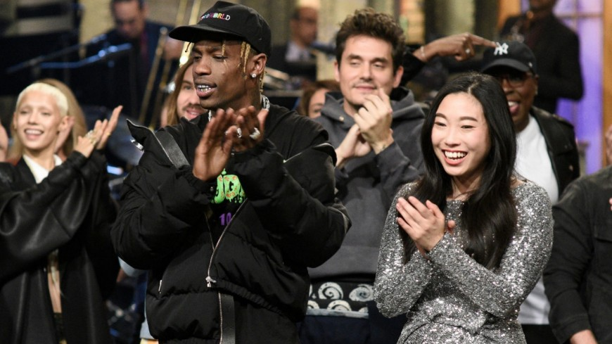 Travis Scott nous offre un show explosif pour le ''Saturday Night Live'' !