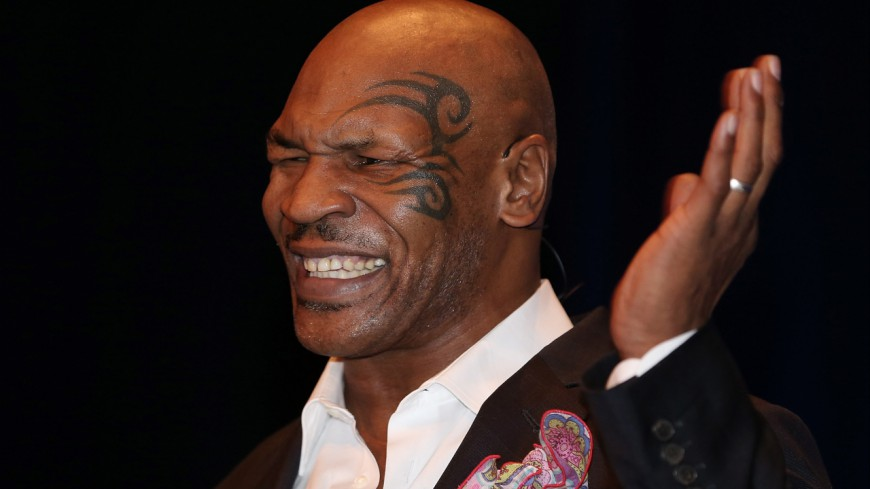 Mike Tyson est officiellement rappeur !