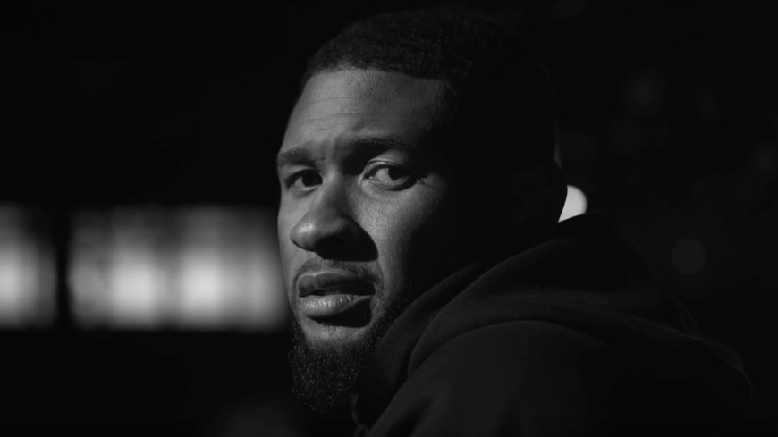 Usher ft Nas & Bibi Bourelly - Chains (Official Video)