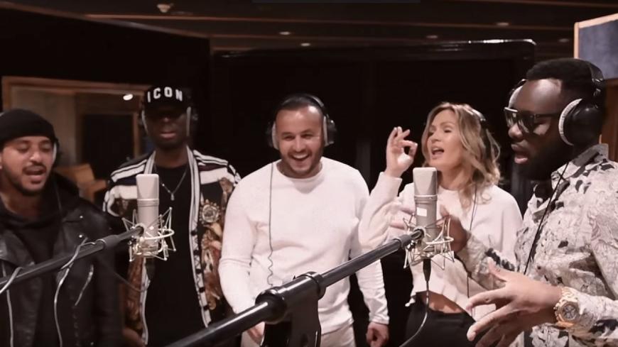Maître Gims, Dadju, Vitaa, Slimane et Naestro présentent leur remix de ''Bella Ciao'' !
