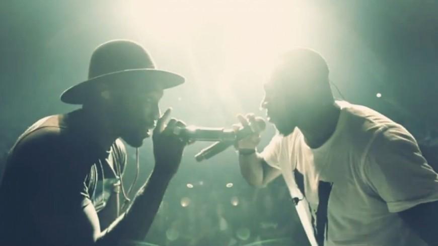DJ Hcue ft Abou Tall, Dadju, John K & Abou Debeing - Tout S'efface (Clip Officiel)