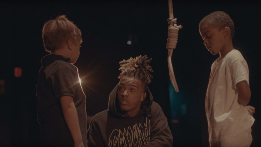 XXXTENTACION frappe fort avec son nouveau clip ''look at me'' !
