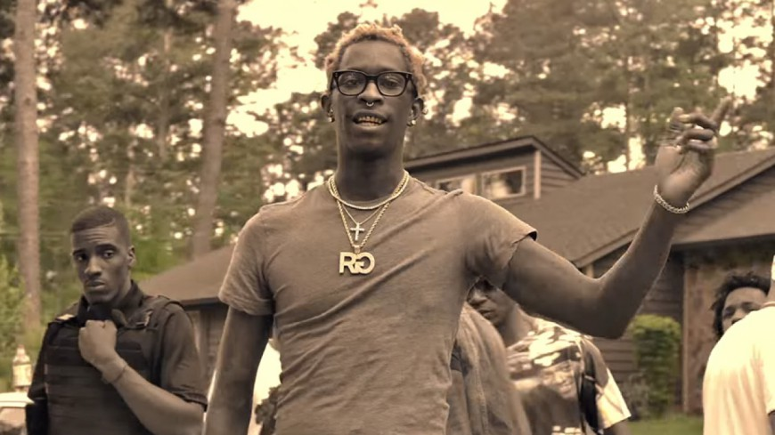 Young Thug - With That (Official Video)