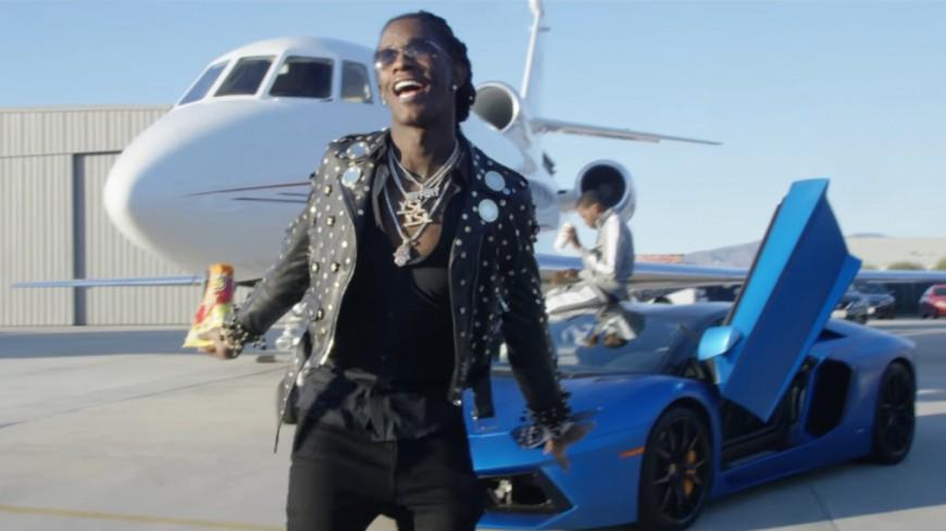 Young Thug dévoile le clip unique ''Wyclef Jean''