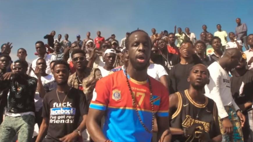 Youssoupha fait honneur au Congo avec ''Niama Na Yo''!