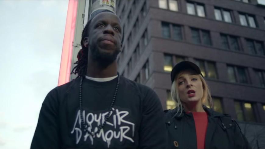 Youssoupha pose un featuring très dance avec Madame Monsieur.