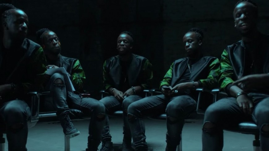 Youssoupha sort un nouveau clip sur sa ''famille'' !