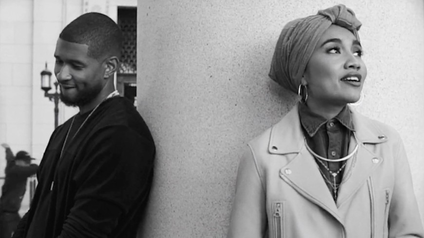 Yuna et Usher nous prouvent que l'amour n'a pas d'âge dans le clip de ''Crush''
