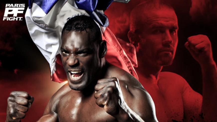 PARIS FIGHT : Patrice Quarteron VS Dzevad Poturak