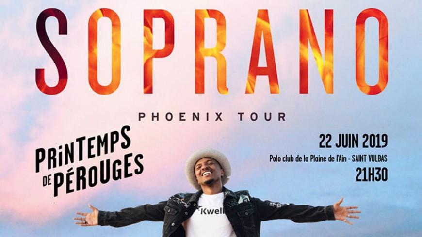 Soprano à Lyon le 22 Juin