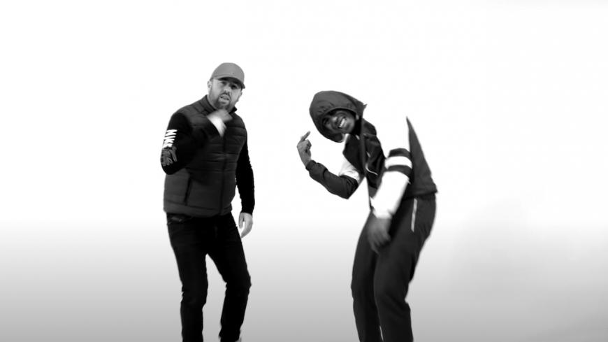 "Dj Roc-J & Sasso en mode ""Je tourne en ville"""