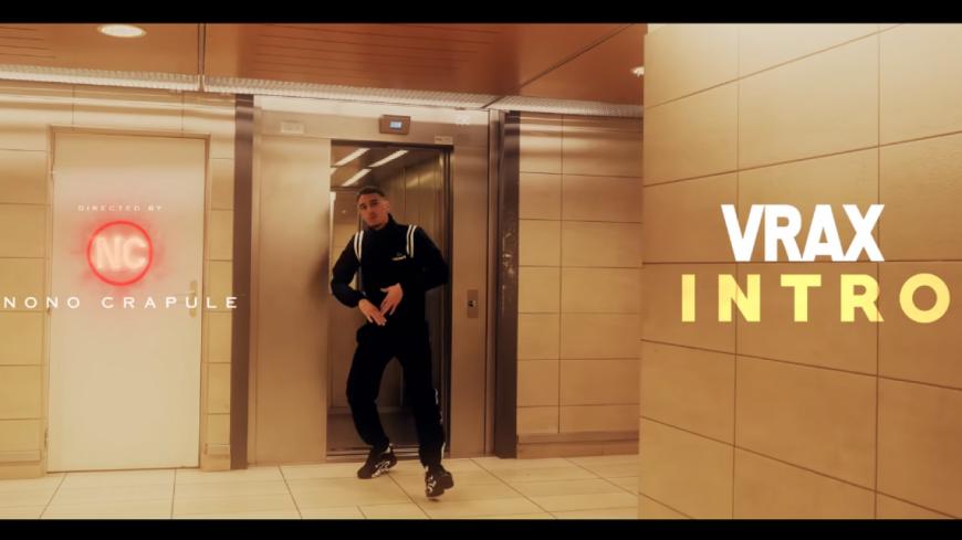 #NEWSLYON Vrax prêt pour l'Inattendu dans l'Intro (clip)
