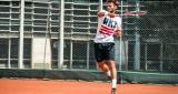 Hugo Nys, 1er tennisman sponsorisé par Ünkut !