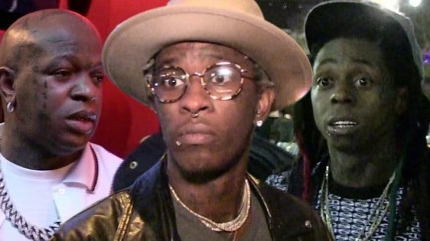 Birdman aurait cherché à tuer Lil Wayne à l'aide de Young Thug !