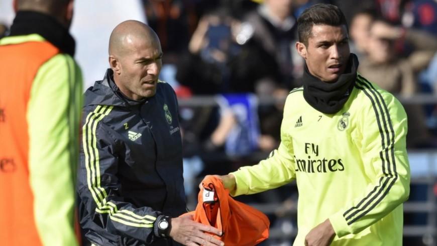 Cristiano Ronaldo veut quitter le Real, Zidane lance son plan !