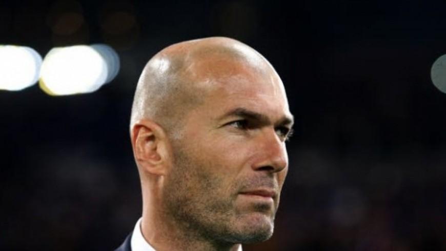 Zidane n'a pas peur de Lewandowski !