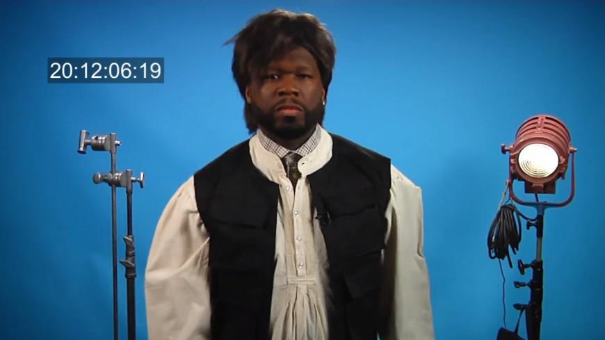 50 Cent passe un casting pour Star Wars !