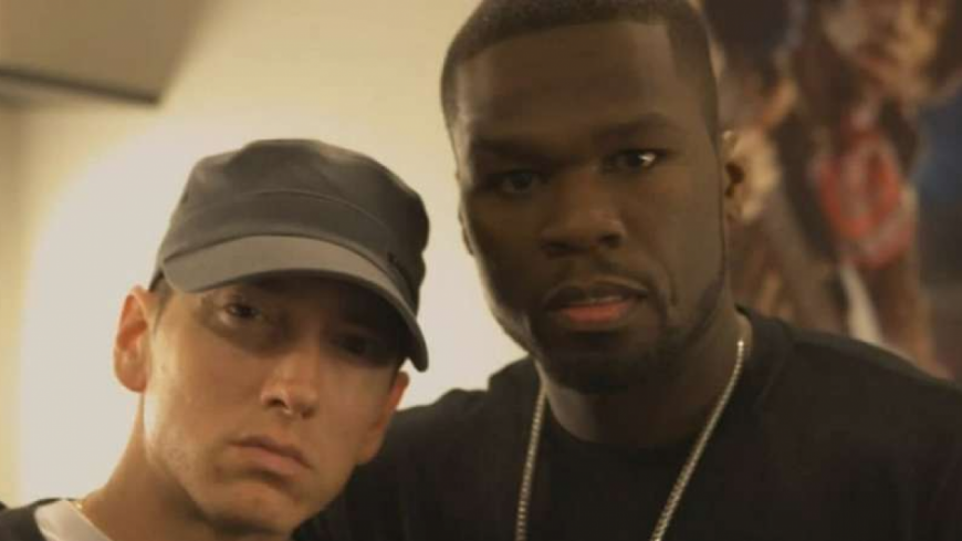 Une nouvelle collaboration entre Eminem et 50 Cent ?