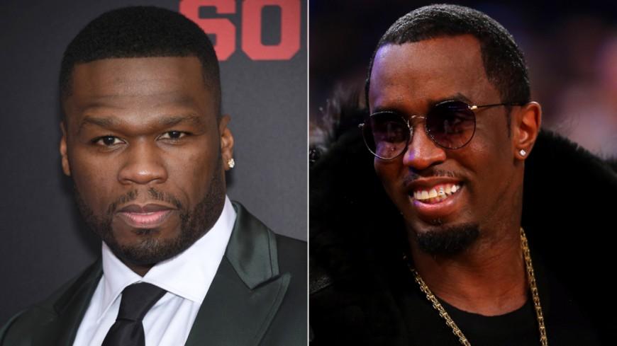 Pour 50 Cent, ''Diddy n'est pas un artiste'' !