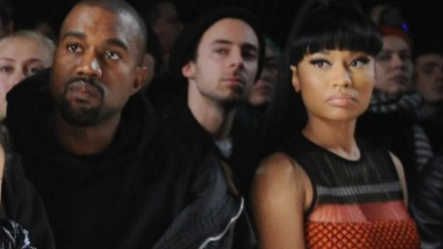 """Kanye West tease un feat avec Nicki Minaj dans """"L'incroyable famille Kardashian"""" !"""
