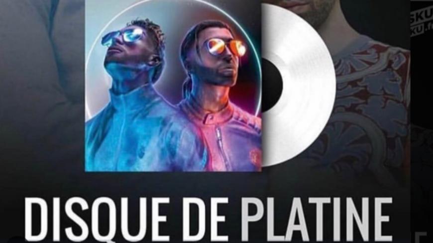 PNL toujours plus au sommet : ''Deux Frères'' est certifié disque de platine !