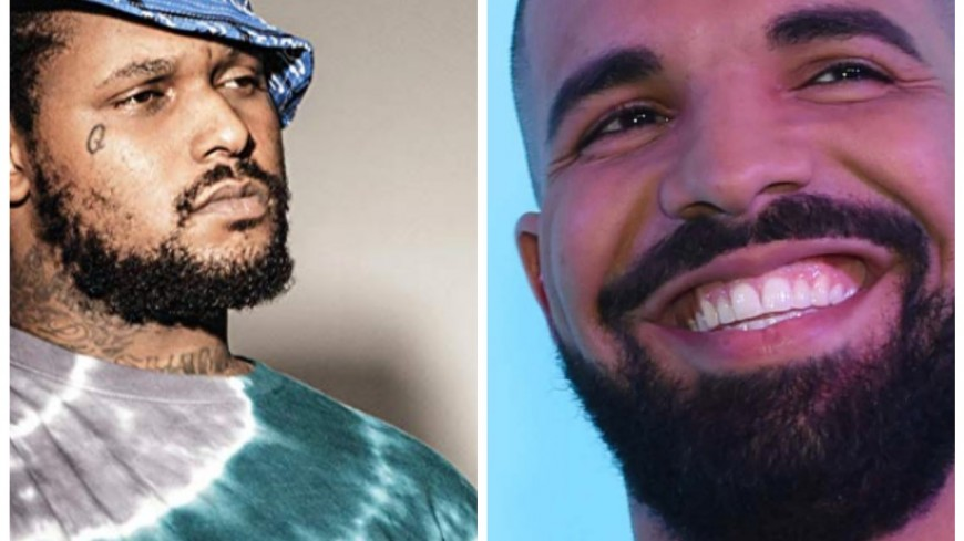 """""""Drake fait partie des plus grands rappeurs"""" selon ScHoolBoy Q !"""
