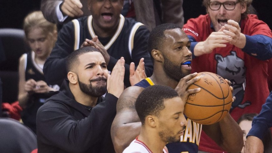 Cette photo de Kawhi Leonard pourrait inspirer le prochain freestyle de Drake !