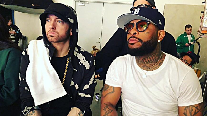 """Eminem et Royce Da 5'9"""" travaillent sur """"Bad meets Evil II"""" !"""