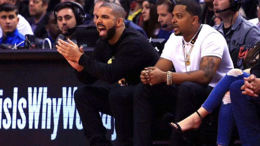 Drake banni d'une station de radio fan des Warriors !