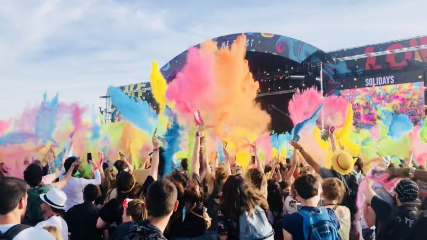 Solidays jour 1, on y était, on vous raconte !
