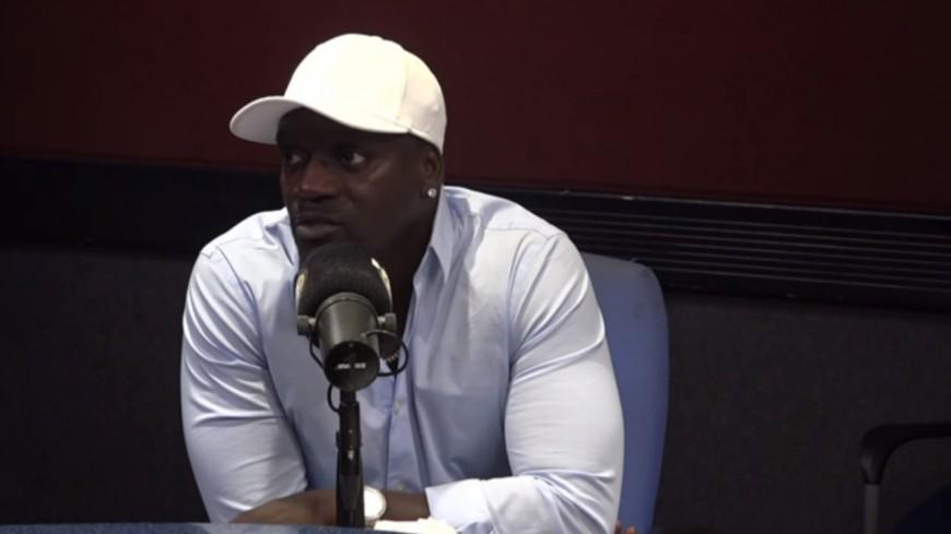 Eminem : l'anecdote de studio d'Akon !
