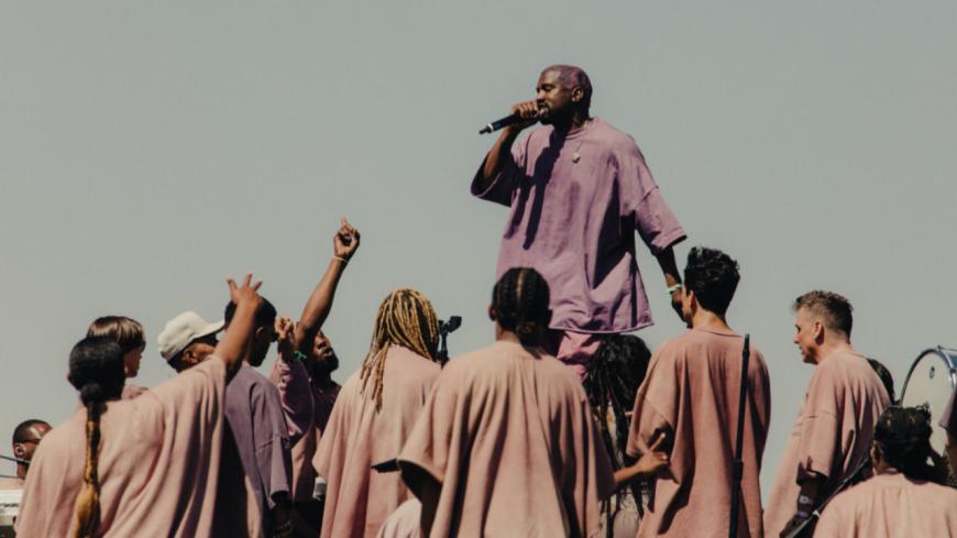 Kanye West : il ne fera plus que du gospel