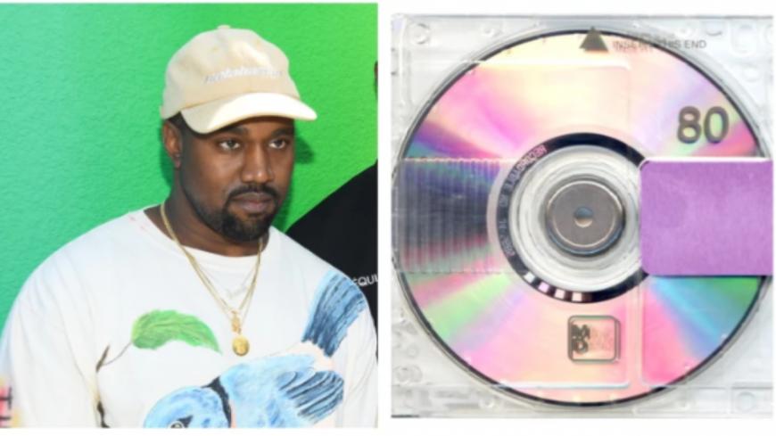 "Kanye West : son album ""Yandhi"" a leaké !"