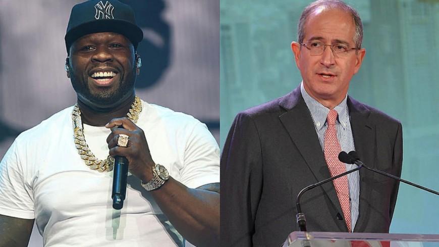 """50 Cent en beef avec le PDG de Comcast qui diffuse """"Power"""" !"""