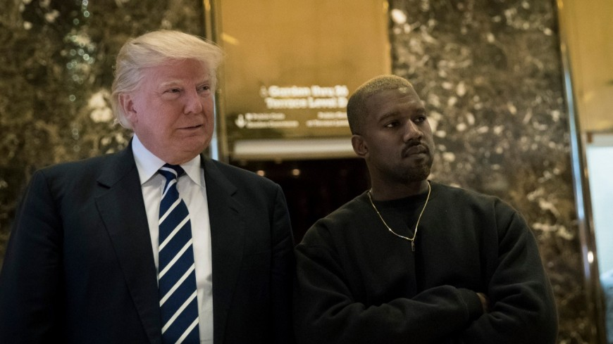 Kanye West candidat à la Maison Blanche en 2024 !