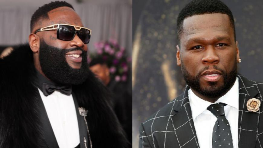 Rick Ross fait l'éloge de 50 Cent !
