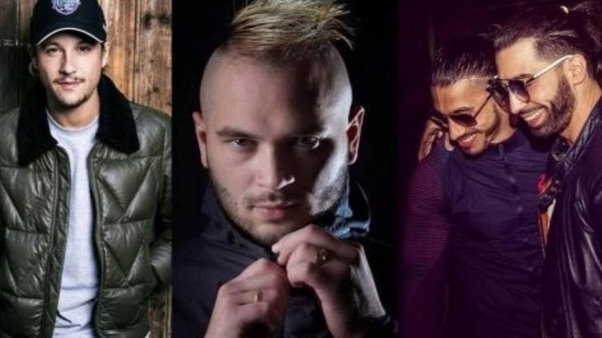 Jul, PNl, Ninho et Nekfeu, le rap français truste le top Deezer !