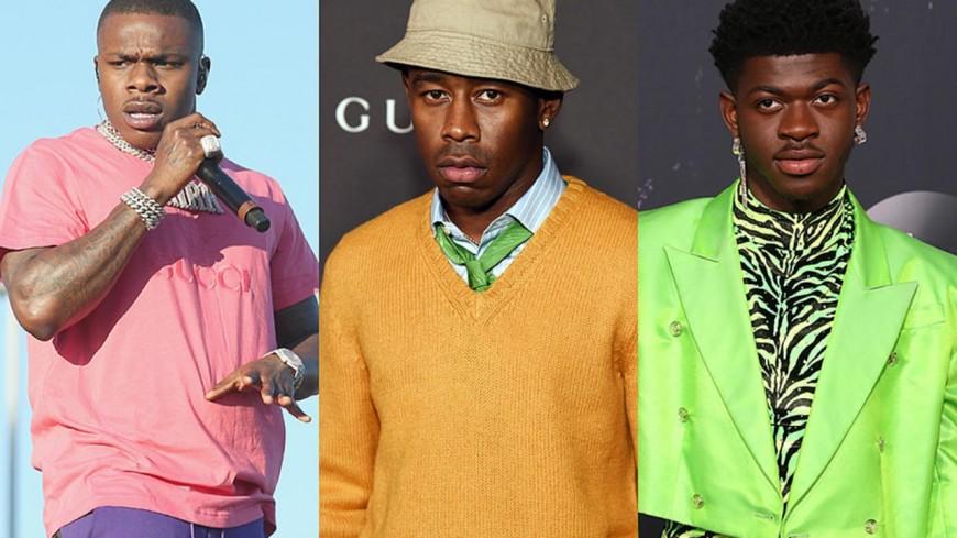 Lil Nas X, DaBaby et Tyler, The Creator dans la liste Forbes !