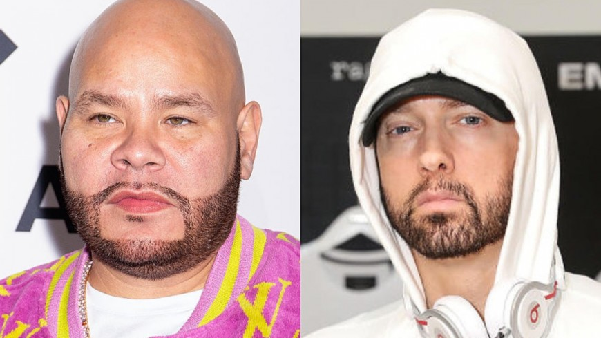 Eminem vs Nick Cannon : Fat Joe n'est pas responsable