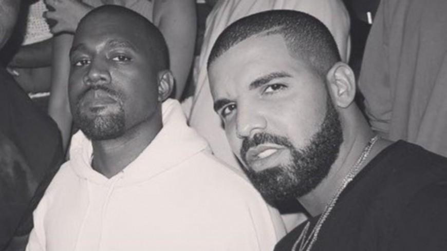 Kanye West répond aux propos de Drake !