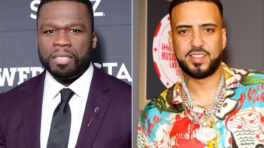 50 Cent s'en prend à French Montana qui lui répond !