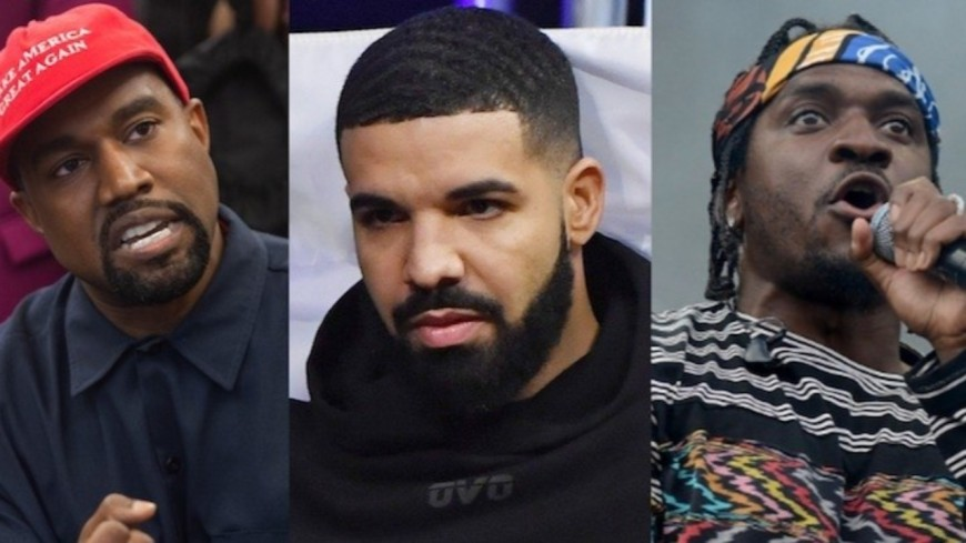 Pusha T se moque de Drake après son interview !